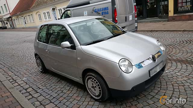 Worksheet. Volkswagen Lupo 2001