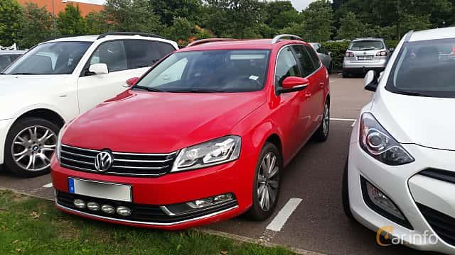 volkswagen passat 2013 red. volkswagen passat variant 14 tsi ecofuel dsg sequential 150hp 2013 red