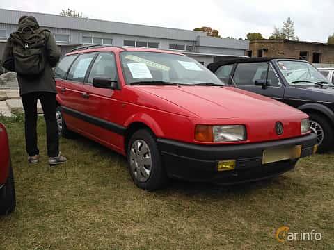 Volkswagen Passat B3 (Typ 35i) 1988 1994