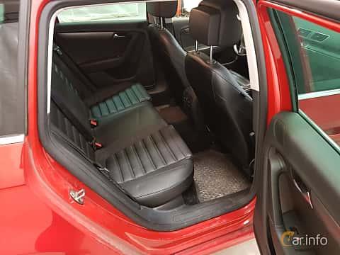 Interiör av Volkswagen Passat Variant 2.0 TDI BlueMotion 4Motion DSG Sequential, 177ps, 2013