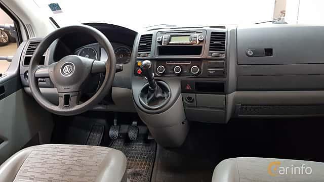 volkswagen transporter double cab 20 tdi manual 140hp 2010