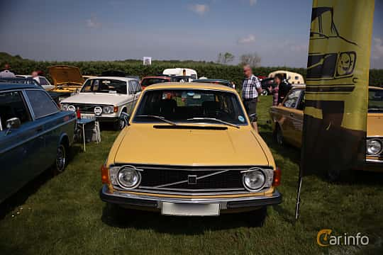 Front  of Volvo 145 2.0 Manual, 100ps, 1973 at Tjolöholm Classic Motor 2018