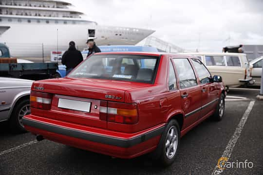 1997 volvo 850 owners manual
