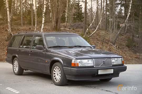 Volvo 945 2 3 135hp 1998