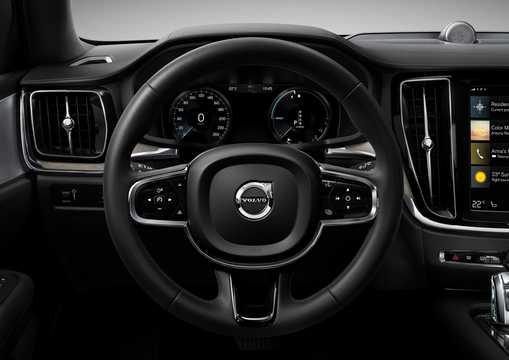 Närbild av Volvo V60 Cross Country 2019