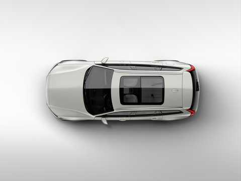 Top  of Volvo V60 Cross Country 2019