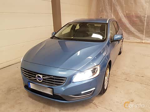 volvo v60 owners manual 2014