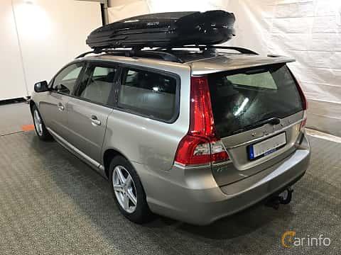 Bak/Sida av Volvo V70 1.6 T4 Powershift, 180ps, 2014
