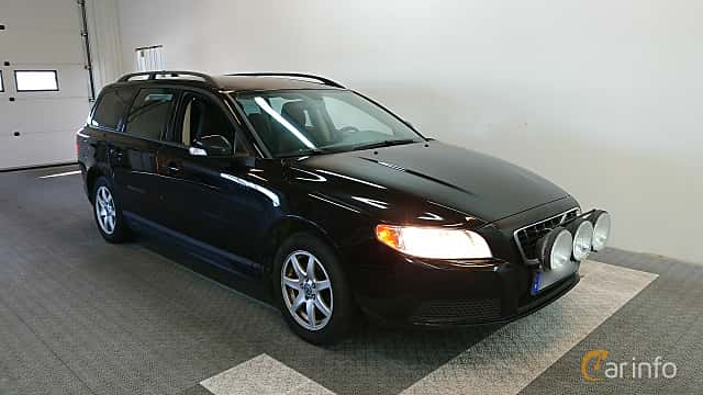 Volvo v70 2 0 flexifuel