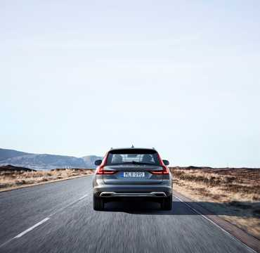 Back of Volvo V90 Cross Country 1st Generation