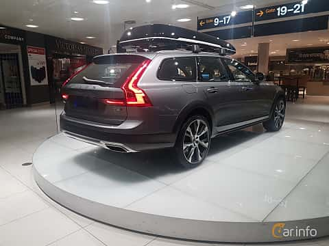 Back/Side of Volvo V90 Cross Country 2.0 T6 AWD Geartronic, 320ps, 2017