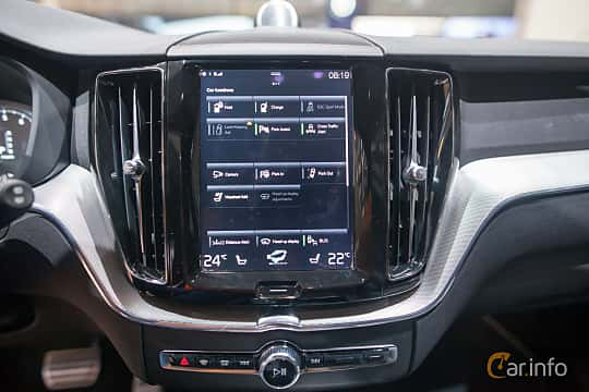 Volvo xc60 2 0 t8 awd geartronic 408hk 2017 for Xc60 2017 interior