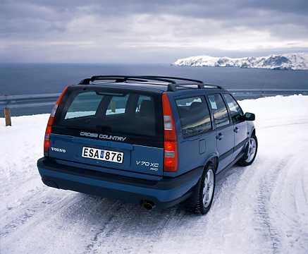 Volvo V70 Xc 25t Awd 193hp 1999