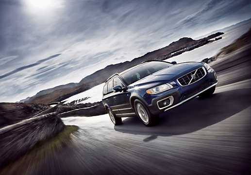 Front/Side  of Volvo XC70 2009