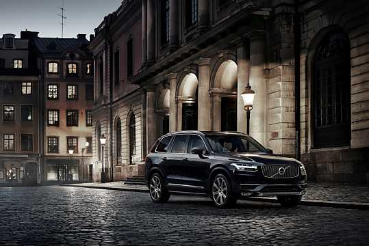 Front/Side  of Volvo XC90 2015