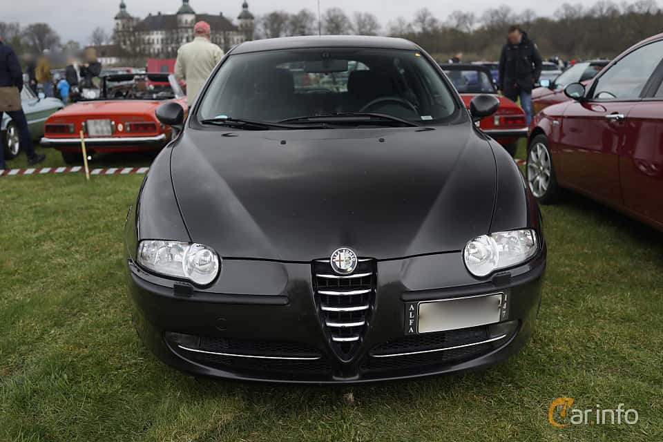 Alfa Romeo 147 5 Door border=