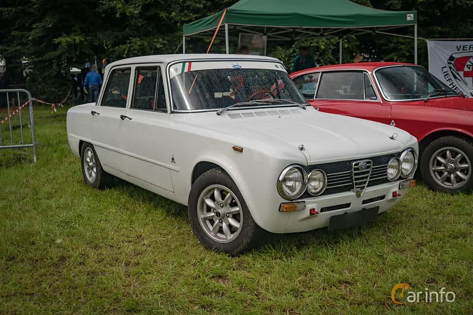 Alfa Romeo Giulia - Alfa romeo giulia 1972