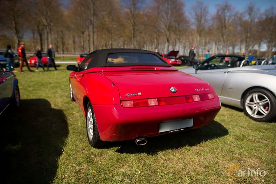 4 Images Of Alfa Romeo Spider 3 0 V6 Manual 218hp 2001 By