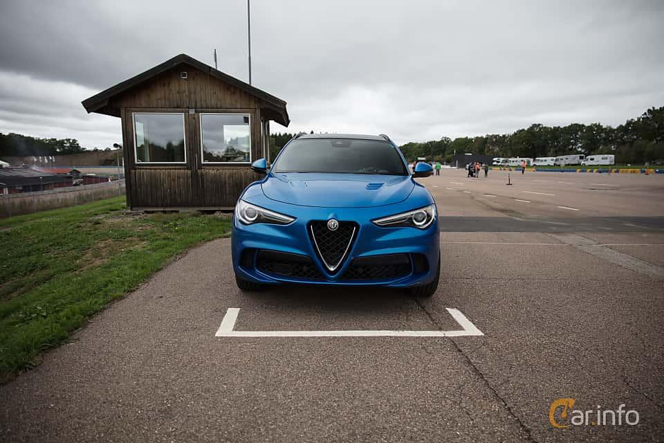 Alfa Romeo Stelvio 2 9 V6 Qv Q4 Automatic 510hp 2018