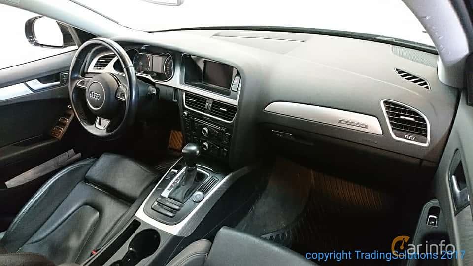 6 Images Of Audi A4 Allroad Quattro 20 Tdi Dpf Quattro S Tronic