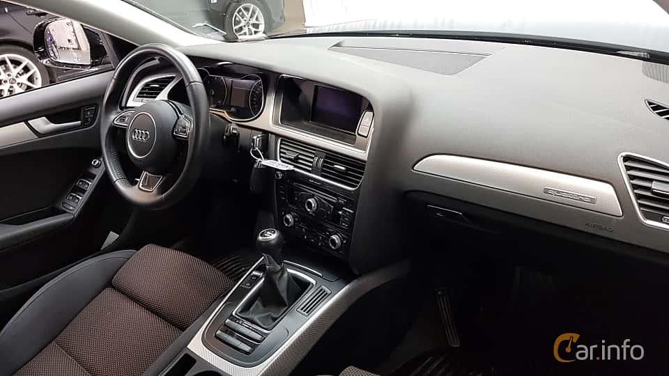 6 Images Of Audi A4 Allroad Quattro 20 Tdi Dpf Quattro Manual