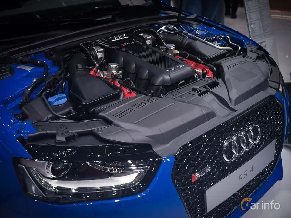 Audi A4 Avant B8 Facelift By Marcusliedholm