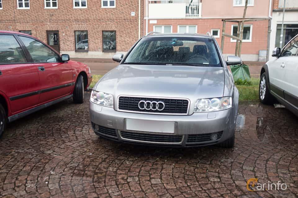 User Images Of Audi A4 Avant Generation B6 24 V6