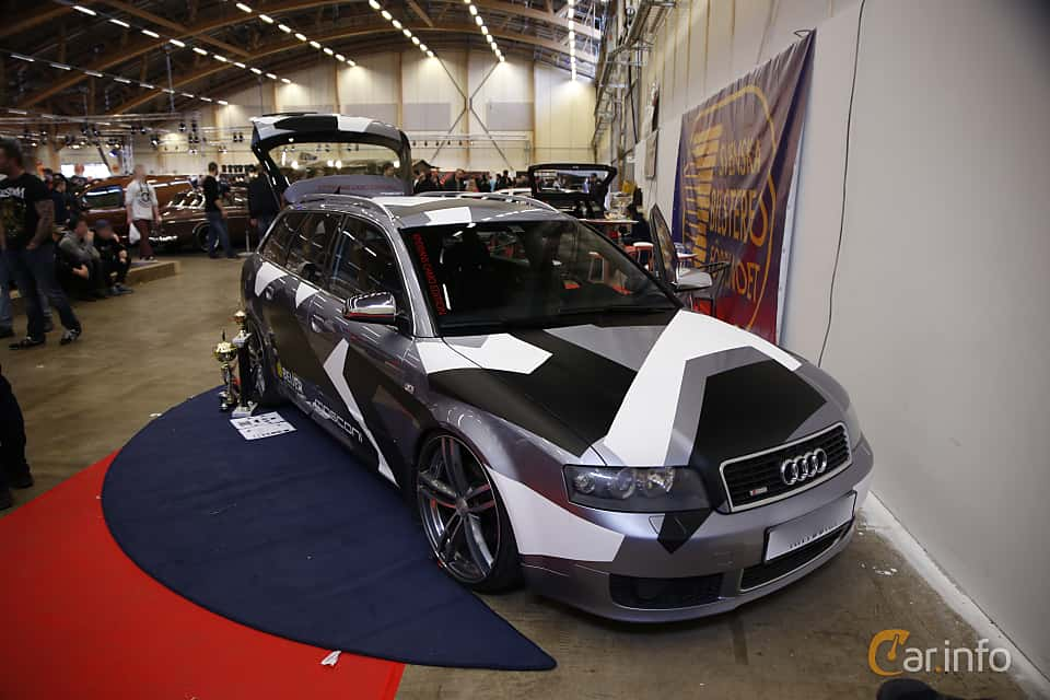 info for really comfortable lace up in Audi A4 B6 by franzhaenel