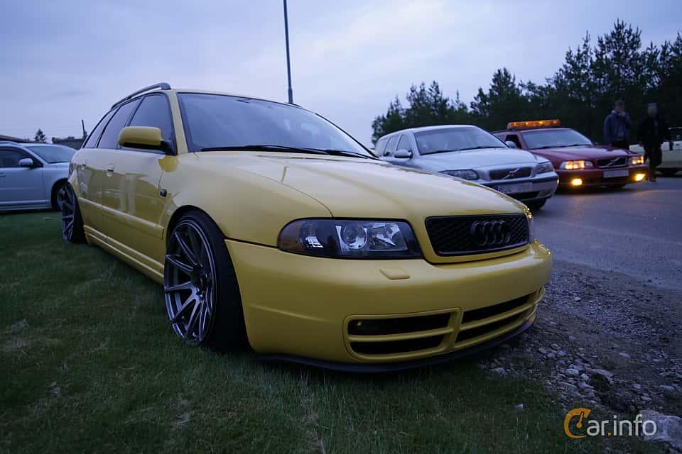Audi A4 2 8 V6 Quattro B5 Facelift