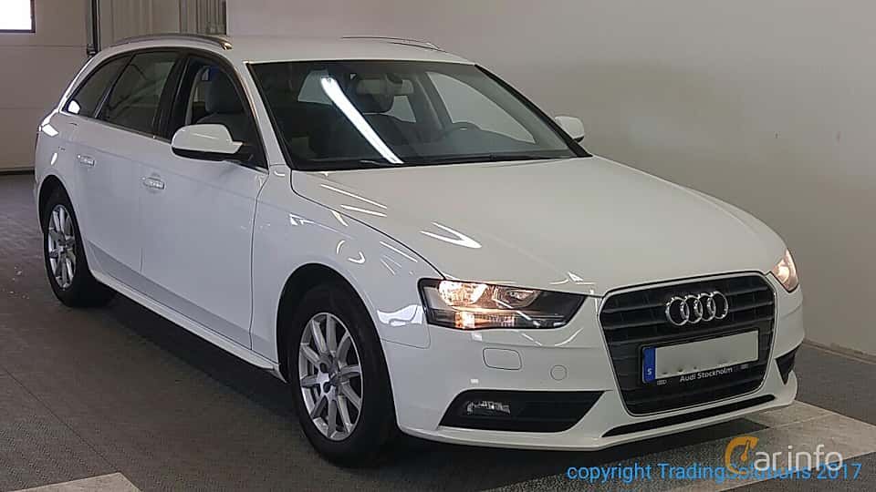 acae25a8a User images of Audi A4 2.0 TDI DPF generation B8 Facelift, Multitronic