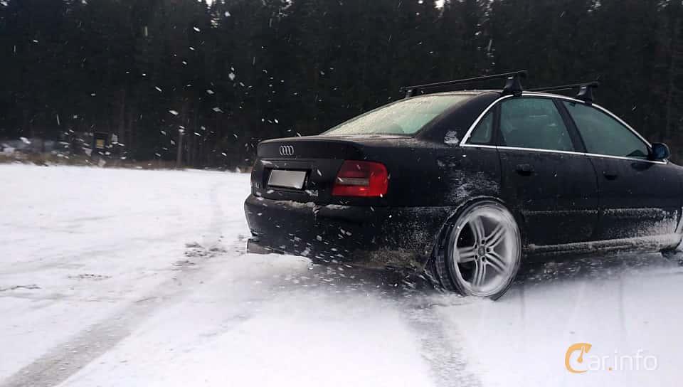 User Images Of Audi A4 24 V6 Quattro B5 Facelift