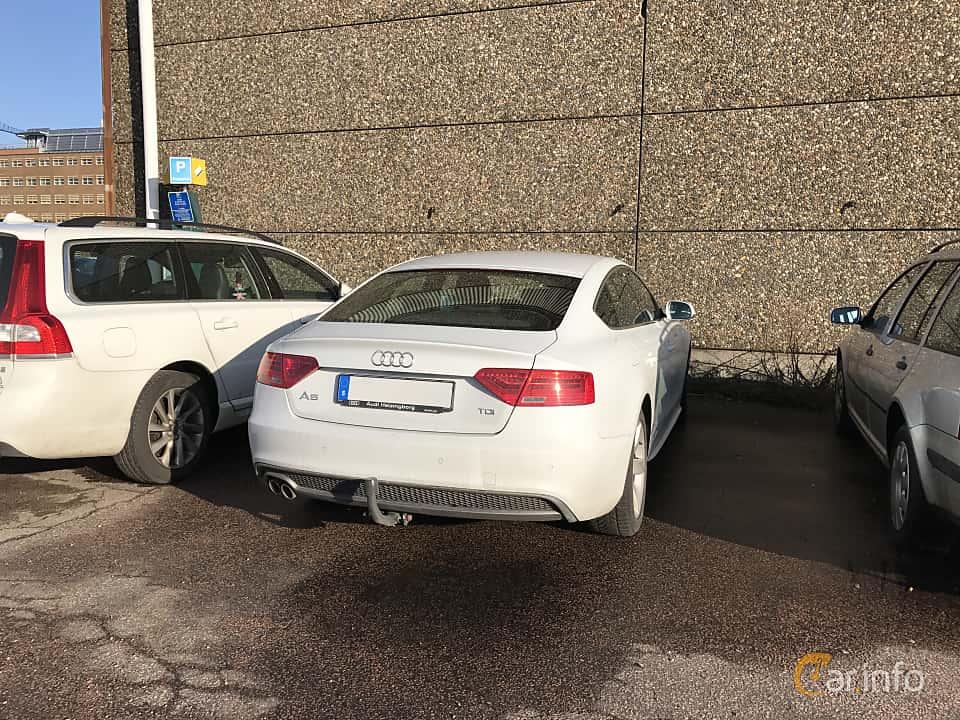 Audi A5 Sportback 8T Facelift by sebastianjohansson