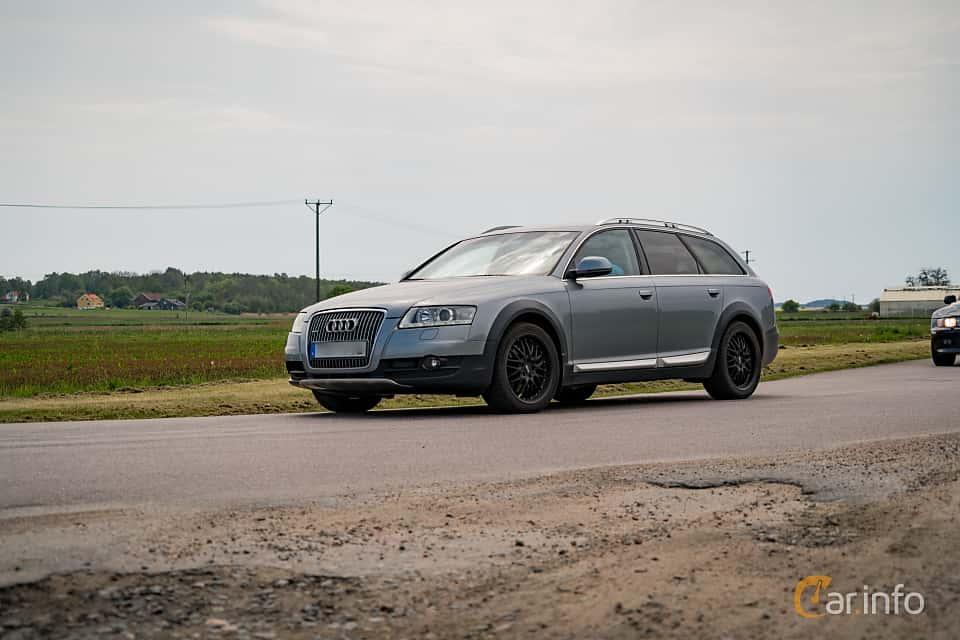 Audi A6 Allroad Quattro C6 Facelift