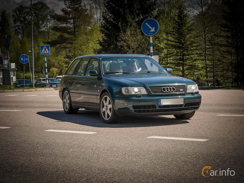 Audi A6 Avant C4 by marcusliedholm