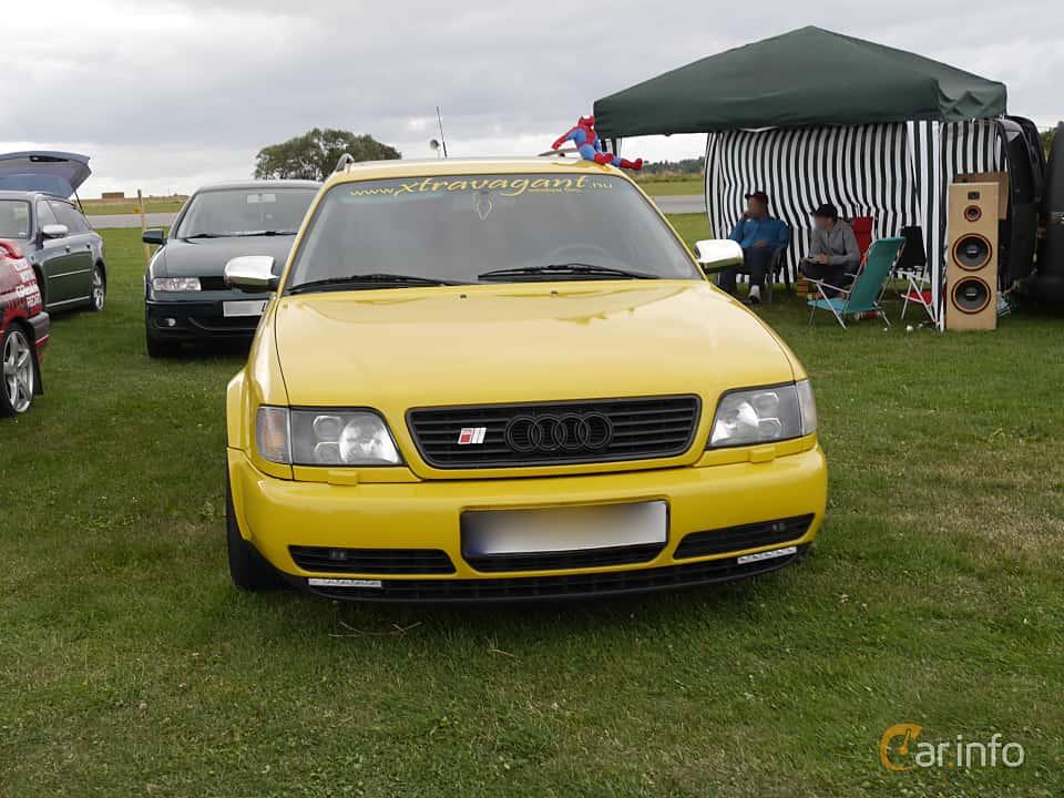 Audi S6 Avant 42 V8 Quattro Automatic 290hp 1996