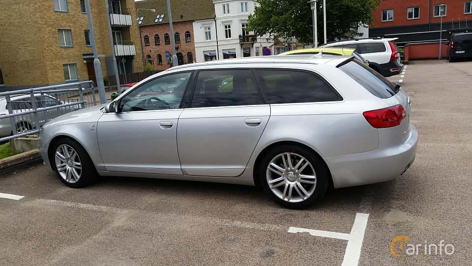 Audi S C - Audi s6 v10