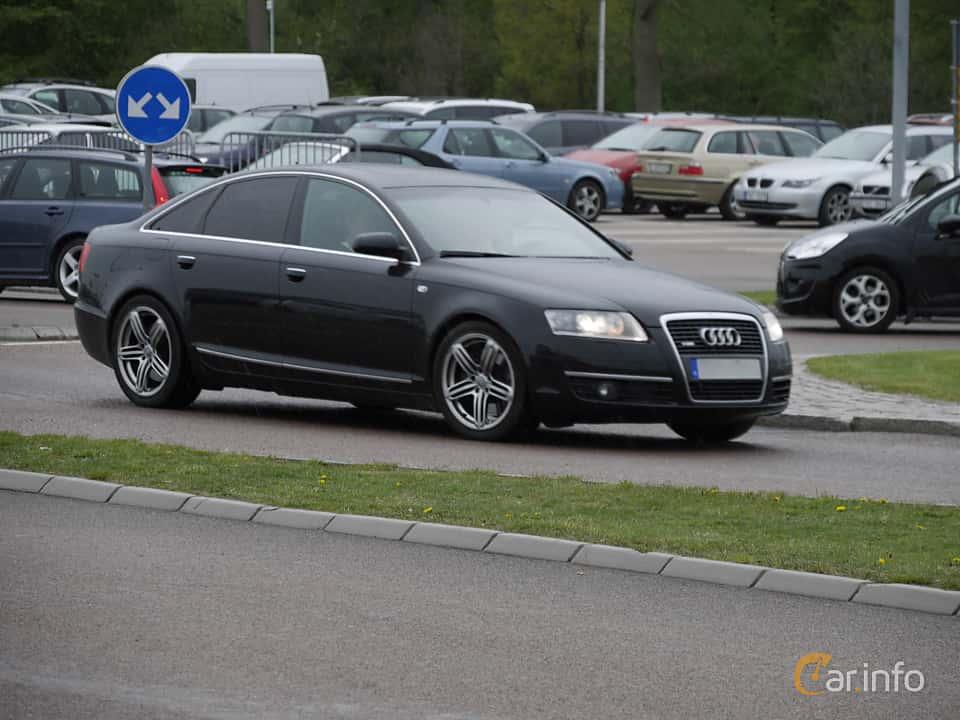 Audi A6 Sedan Generation C6 30 Tdi V6 Quattro