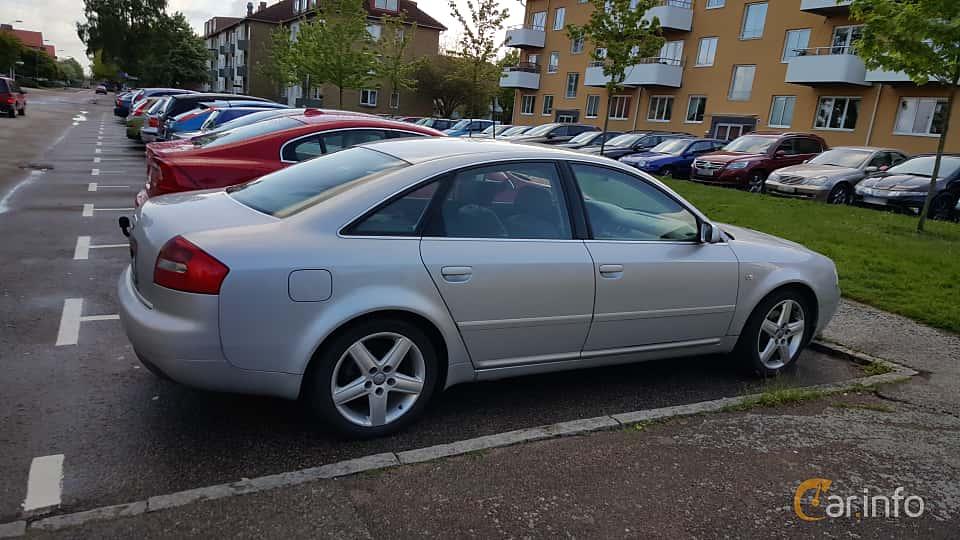 Audi A6 Sedan Generation C5 Facelift 1 8 T
