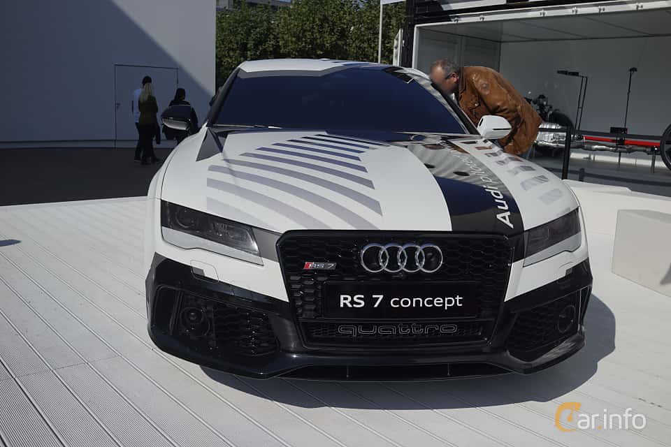 Audi Piloted Driving >> Audi Rs 7 Piloted Driving Concept By Jonasbonde