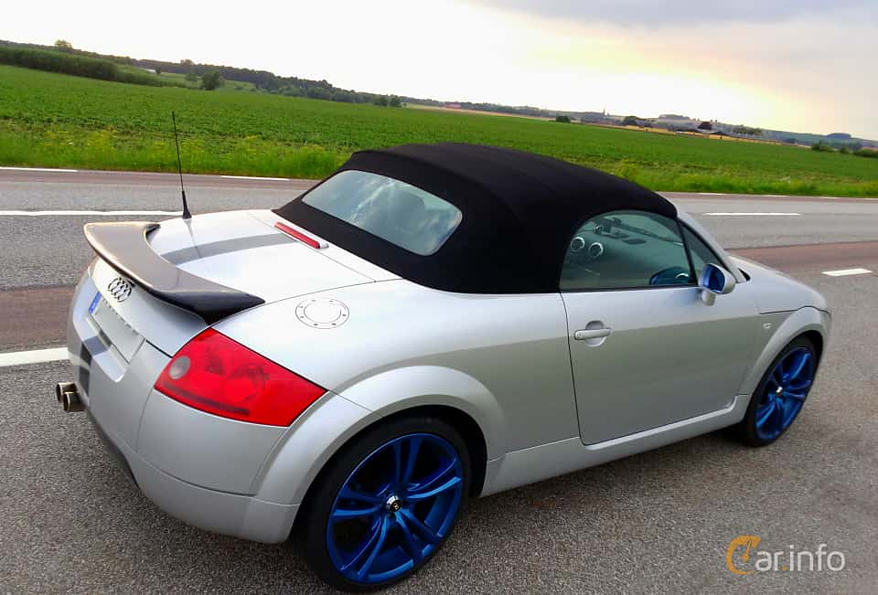 Bak/Sida av Audi TT Roadster 1.8 T  Manual, 180ps, 2000