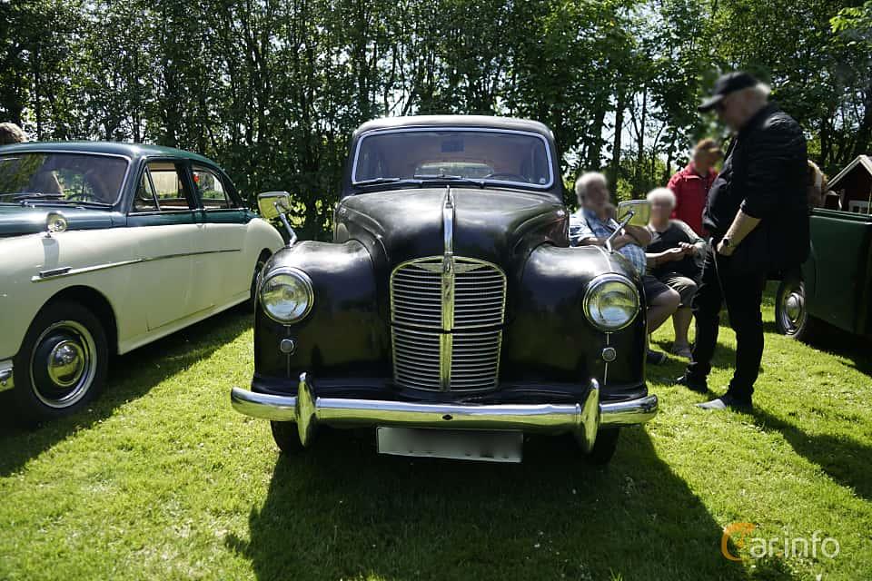 Austin a40 devon 1 2 manuell 41hk 1950 for 1948 austin devon 4 door