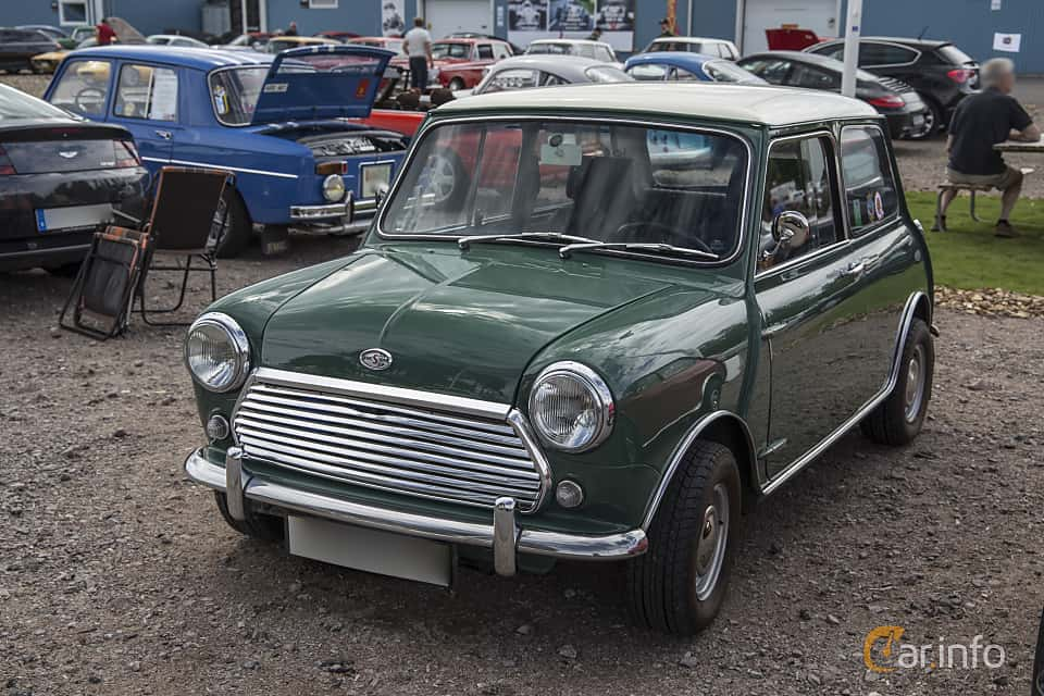 6 Images Of Austin Mini Cooper S 1275 13 Manual 76hp 1968 By Pelle