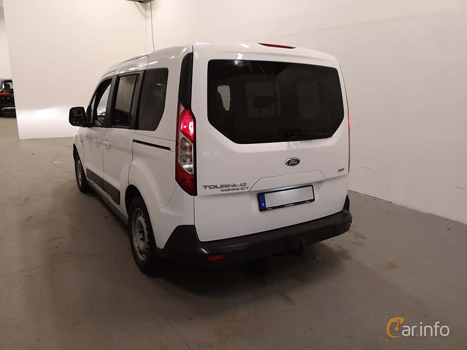 Back/Side of Ford Tourneo Connect 1.6 EcoBoost SelectShift, 150ps, 2014