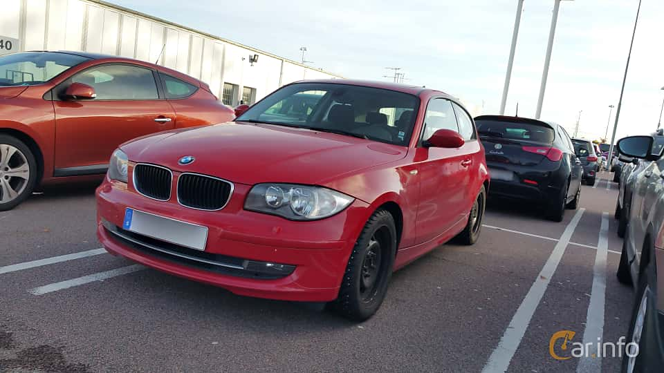 BMW 1 Series 3-door E81 by marcusliedholm