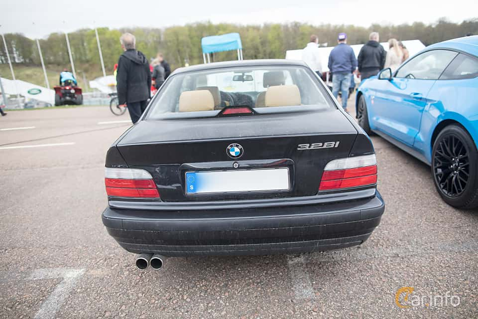 5 images of BMW 328i Coupé Manual, 193hp, 1997 by jonasbonde