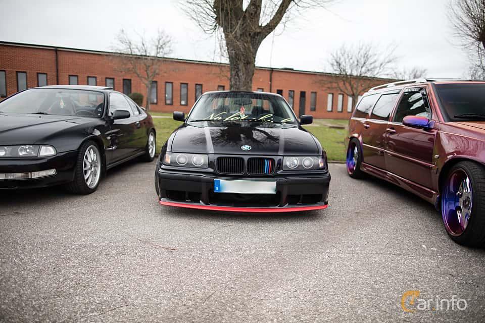 BMW 3 Series Coupé 1996 by jonasbonde
