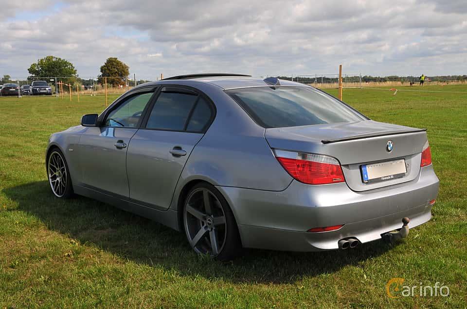 530i 2004 hp