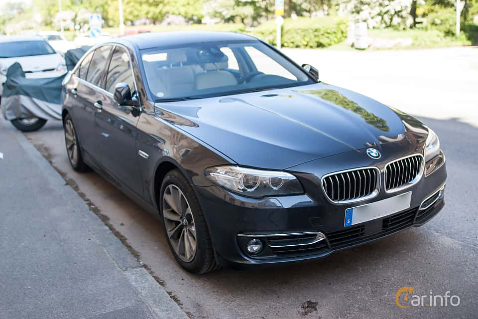 bmw 520d xdrive sedan 2.0 xdrive steptronic, 190hp, 2015