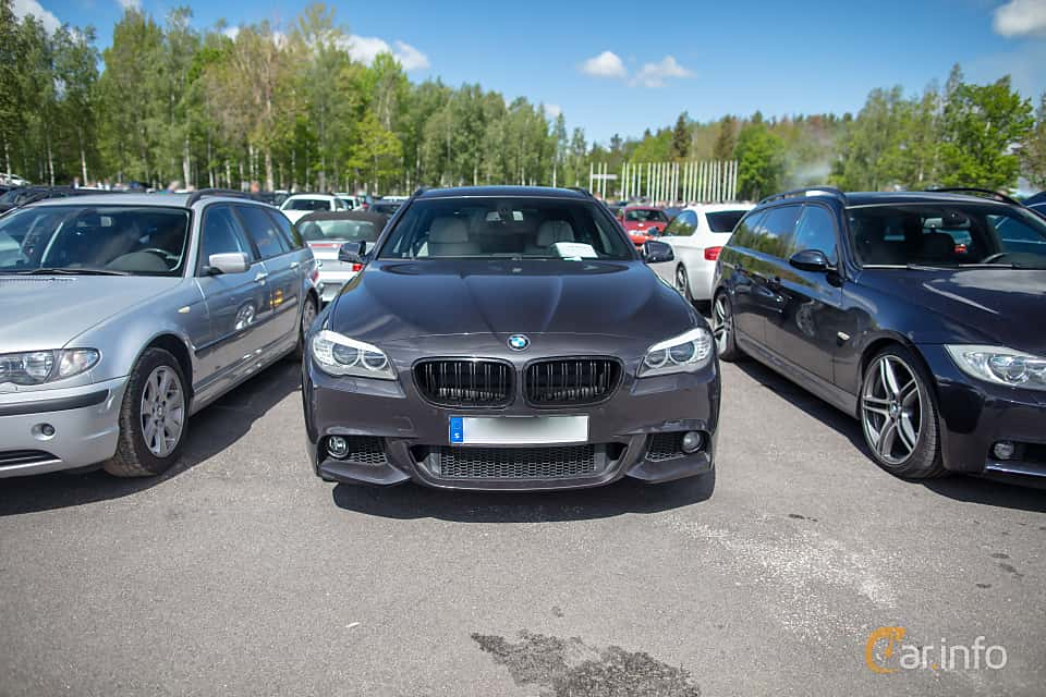 User images of BMW 535d Touring Steptronic, 8-speed
