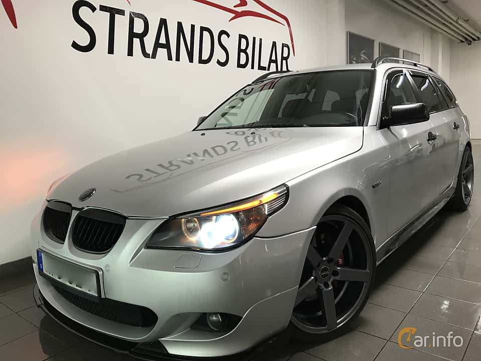 Removed Ad Bmw 550i Touring Automatic 367hp 2006 For Sale At Fikratsson Bil